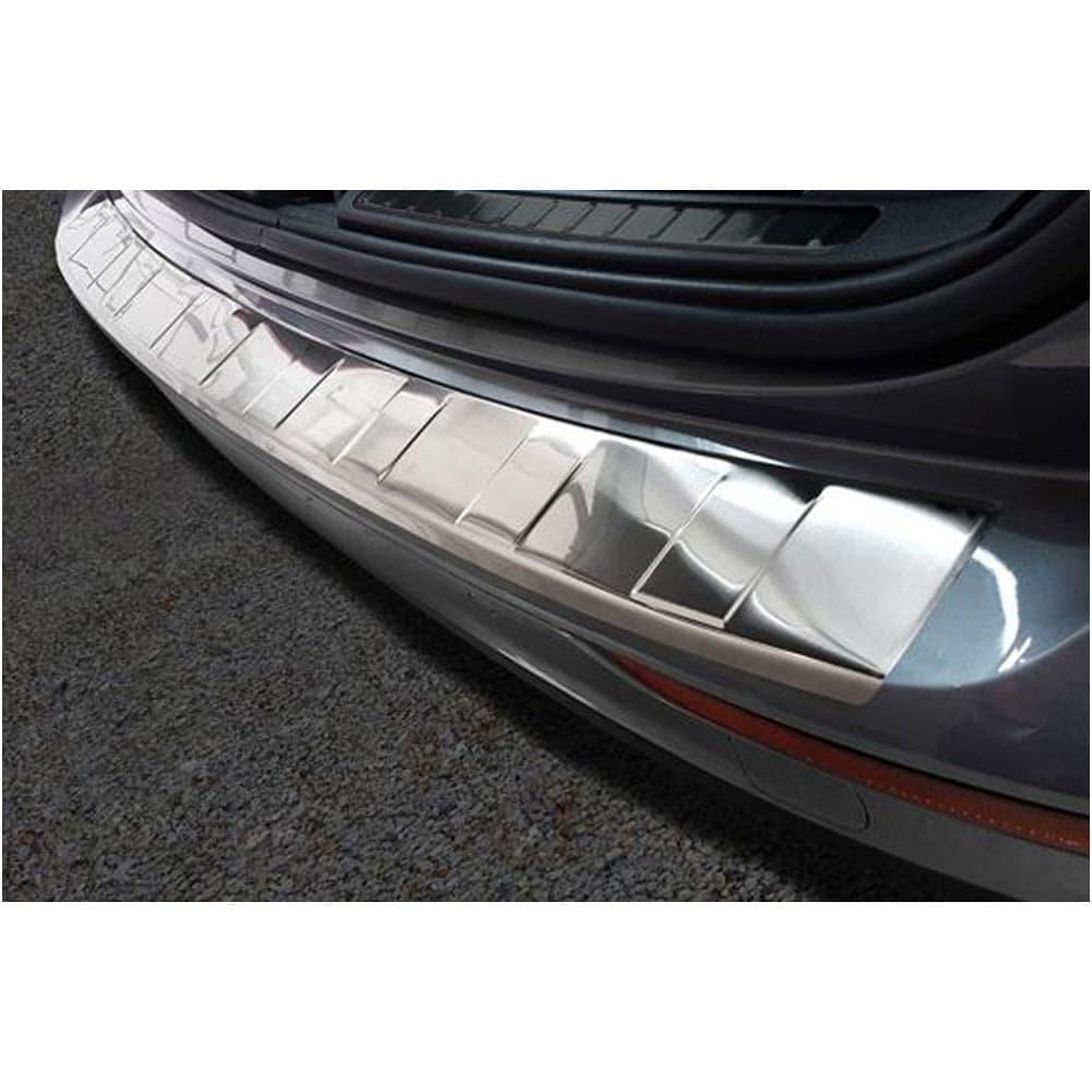 Lastskydd borstat stål Volvo V60