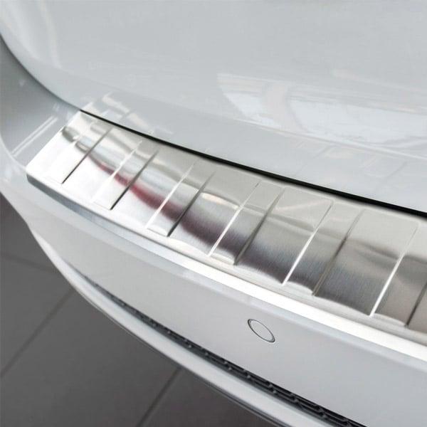 Lastskydd borstat stål Audi A4 B9 Avant