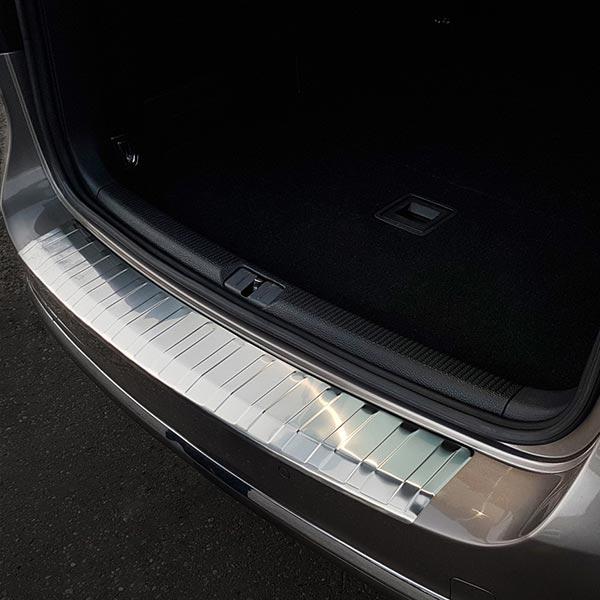 Lastskydd borstat stål VW Passat B7 Variant