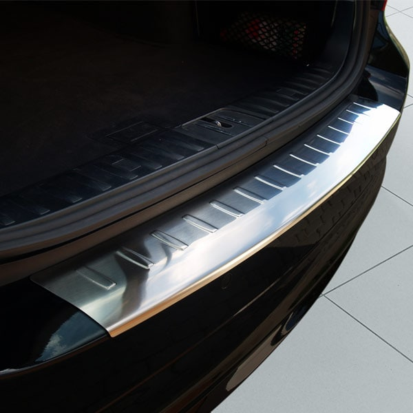 Lastskydd borstat stål BMW E91 Touring