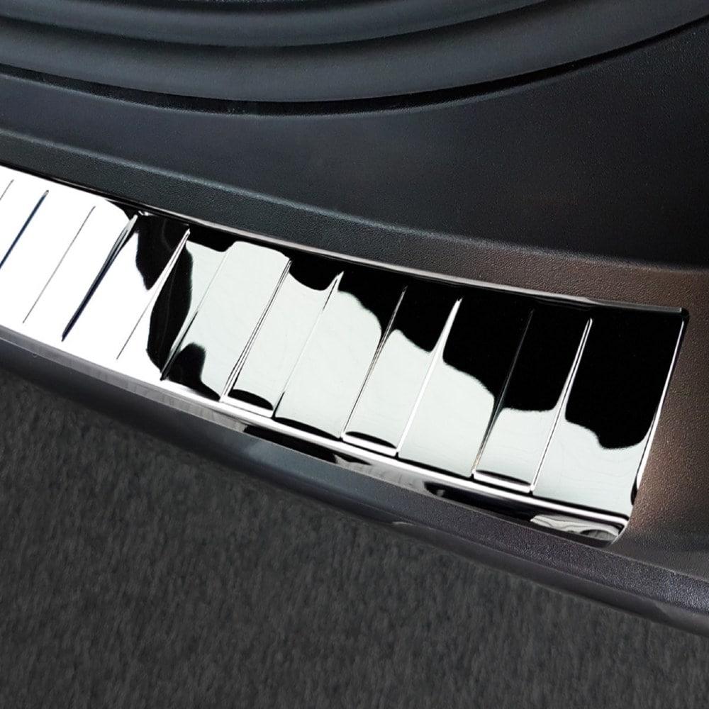 Lastskydd krom stål Toyota RAV4 V generation