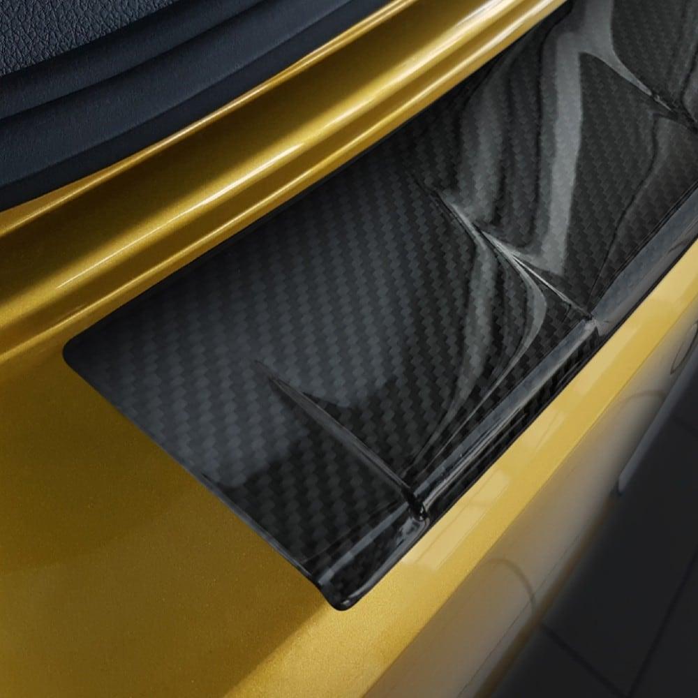 Lastskydd kolfiber till VW Golf VII hatchback 5d