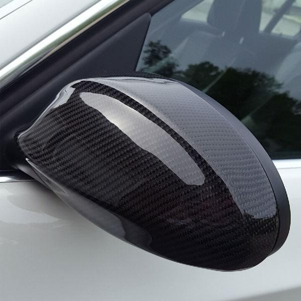 Backspegelkåpor i kolfiber - BMW E90 , E91
