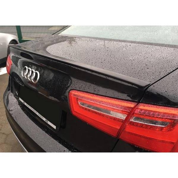 Audi A6 bakluckespoiler