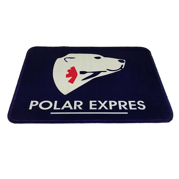 Tygmatta för instrumentbrädan - PolarExpress