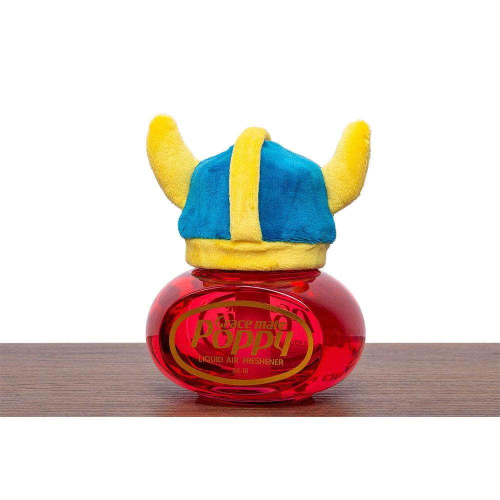 Poppy och Vikinghjälm