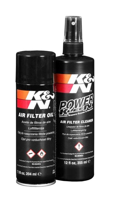 K&N Rengöringskit till luftfilter