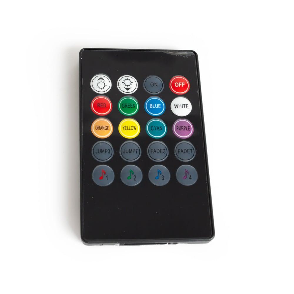RGB LED slingor - 4pack