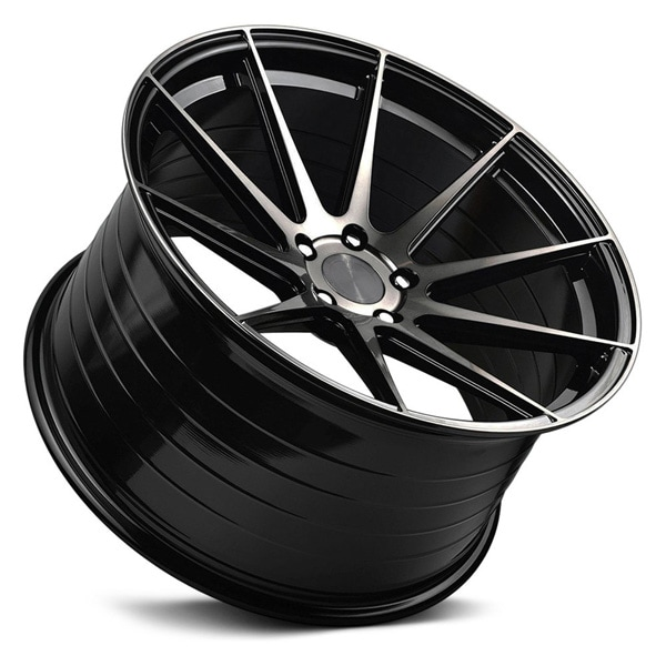 Complete wheel set of  ABS F22 Dark Tint