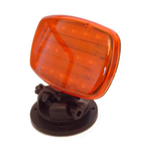 Varningslampa med magnetfot