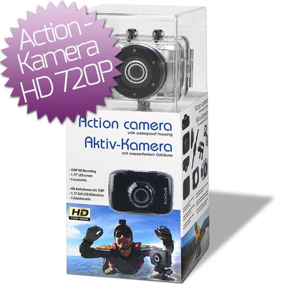 Actionkamera HD