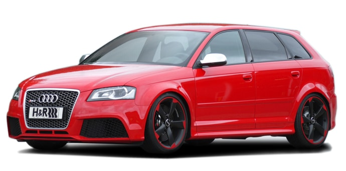 H&R Monotube coilovers - Audi RS3 8P - 05/11>