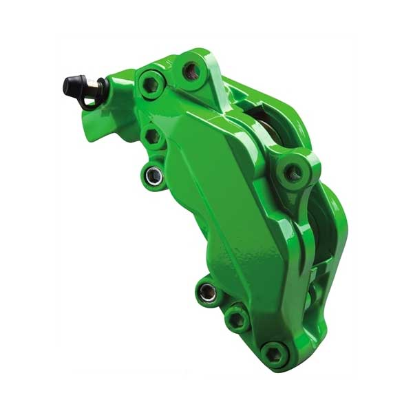 Brake caliper paint green 2-components