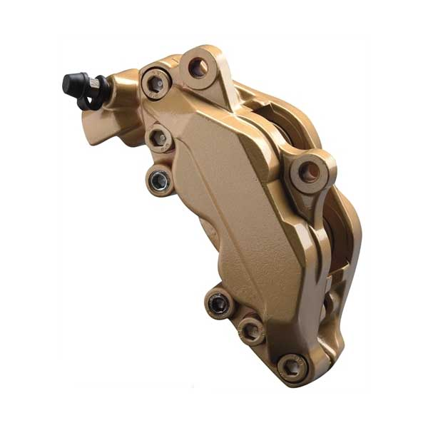Brake caliper paint gold 2-components