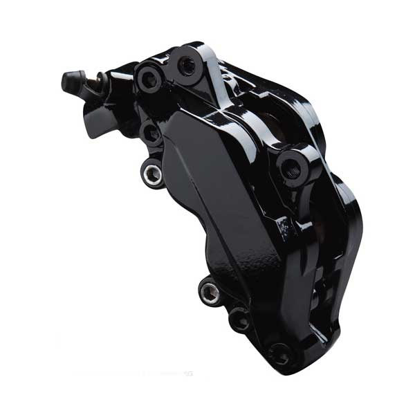 Brake caliper paint Black 2-component