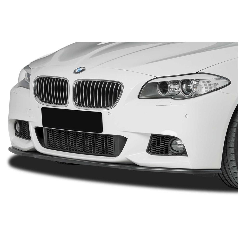 Mattsvart Cupspoiler Fram BMW F10/F11