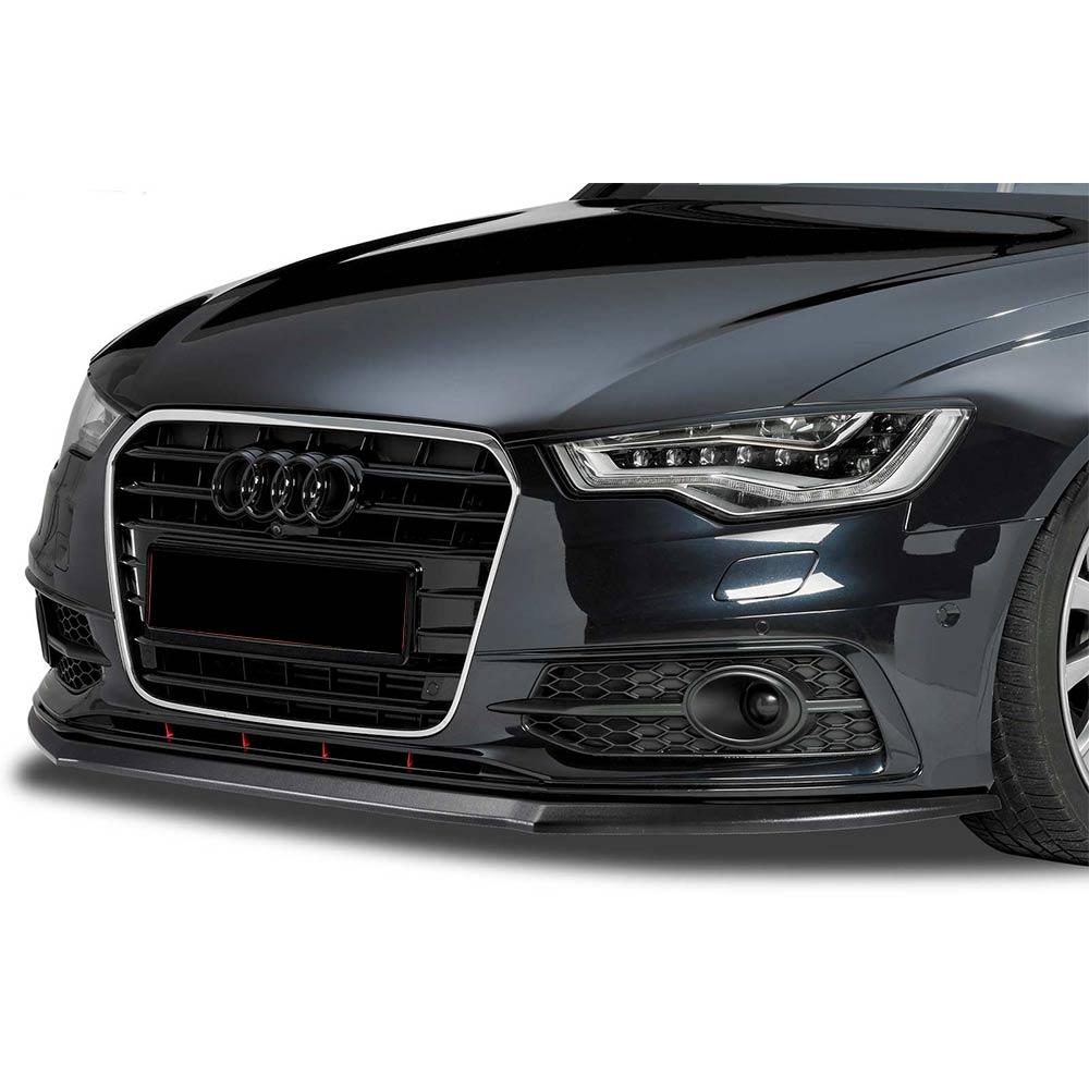 Cupspoiler Kolfiberlook Fram Audi A6 4G