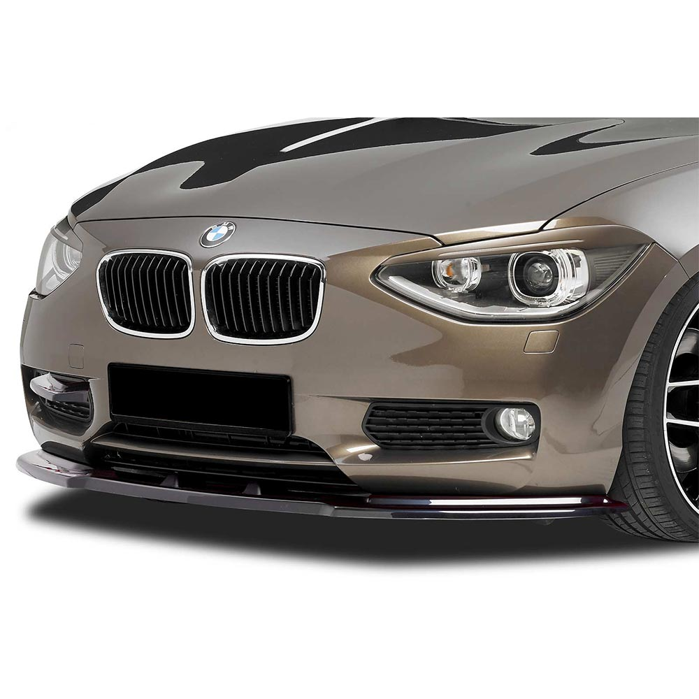 Blanksvart Cupspoiler Fram BMW F20