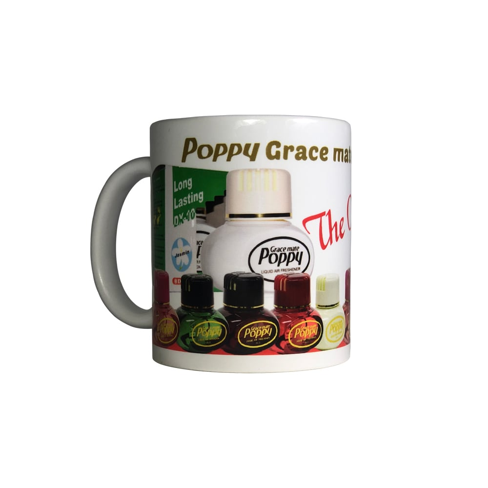 Poppy Mugg