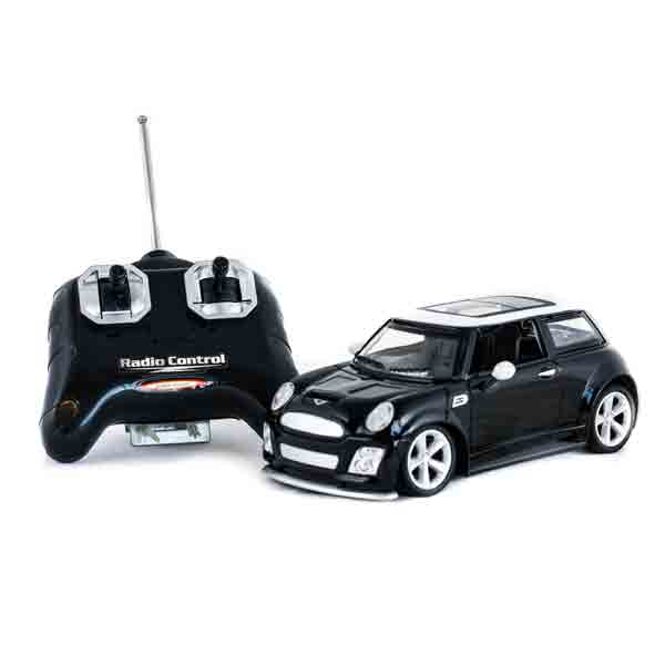 Radiostyrd leksaksbil Mini Cooper