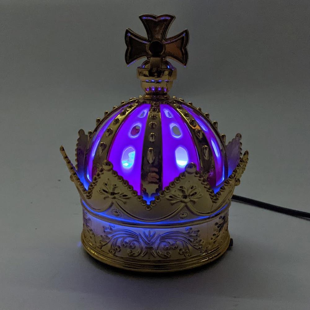 Ledplatta samt Krona