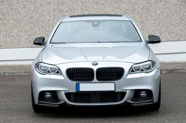 Splitters Stötfångare Fram BMW F10 / F11