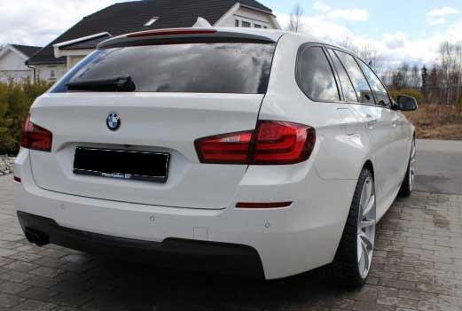 Stötfångare Bak BMW F11