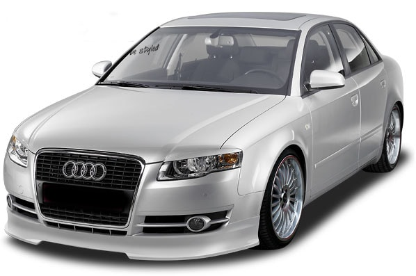 Spoiler Front lower Audi A4 B7