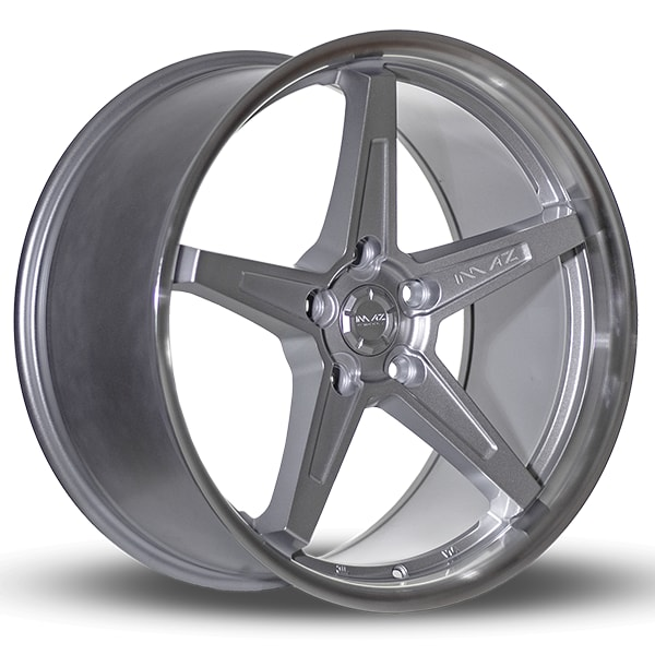 Imaz Wheels FF660 Silver