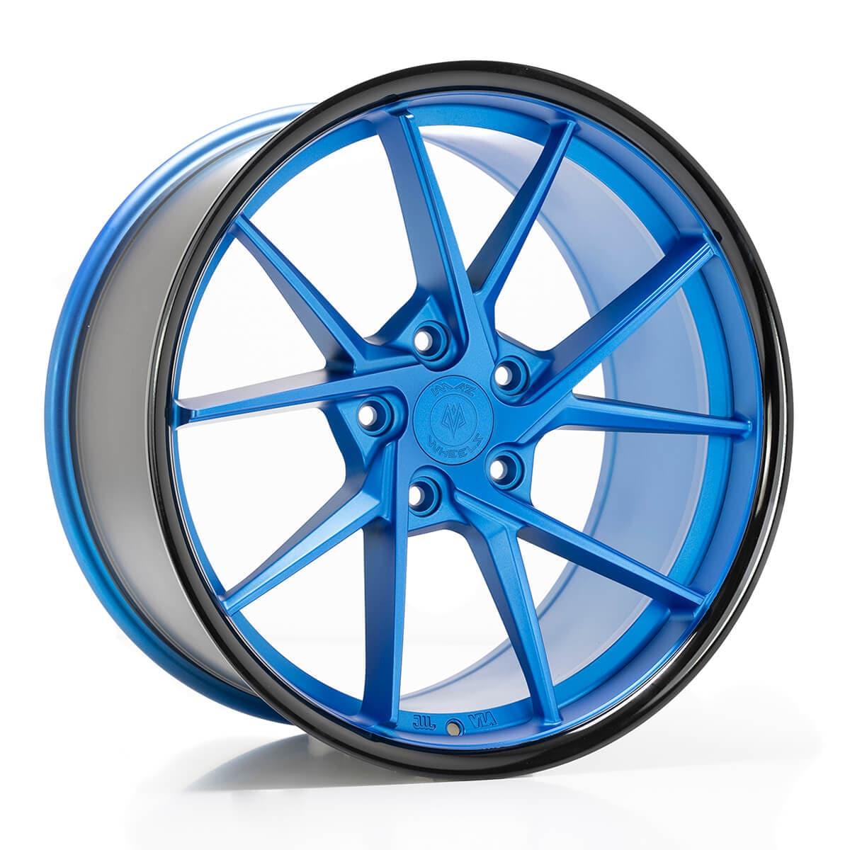 Imaz Wheels FF689 Ocean Blue