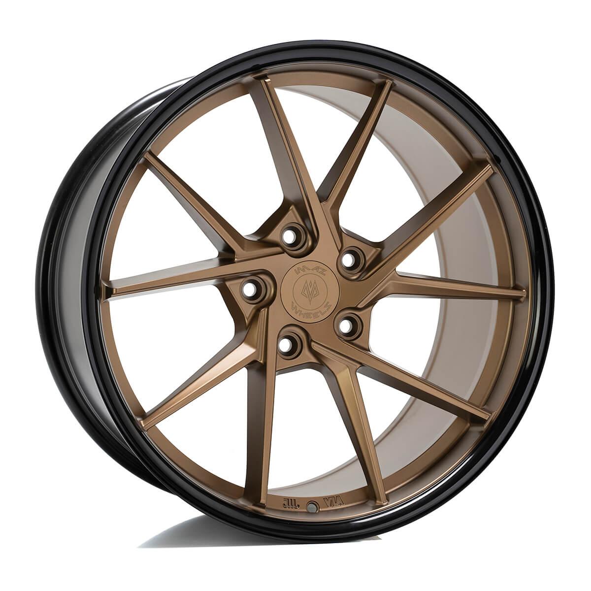 Imaz Wheels FF689 Brons