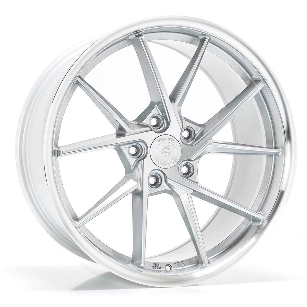 Imaz Wheels FF689 Silver