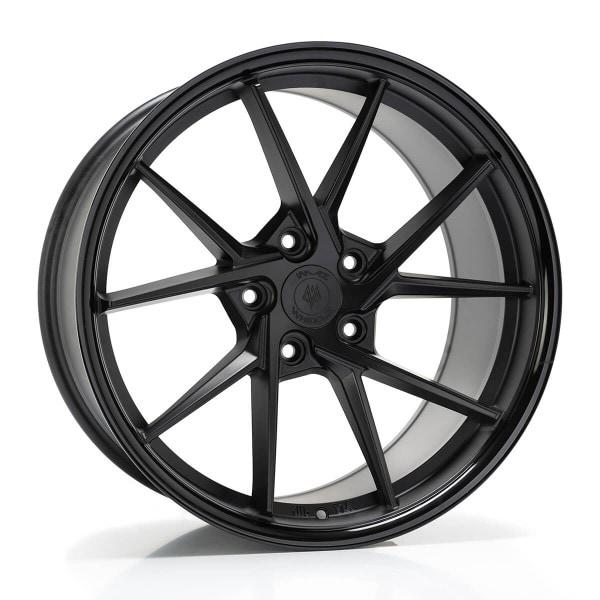 Imaz Wheels FF689 Svart