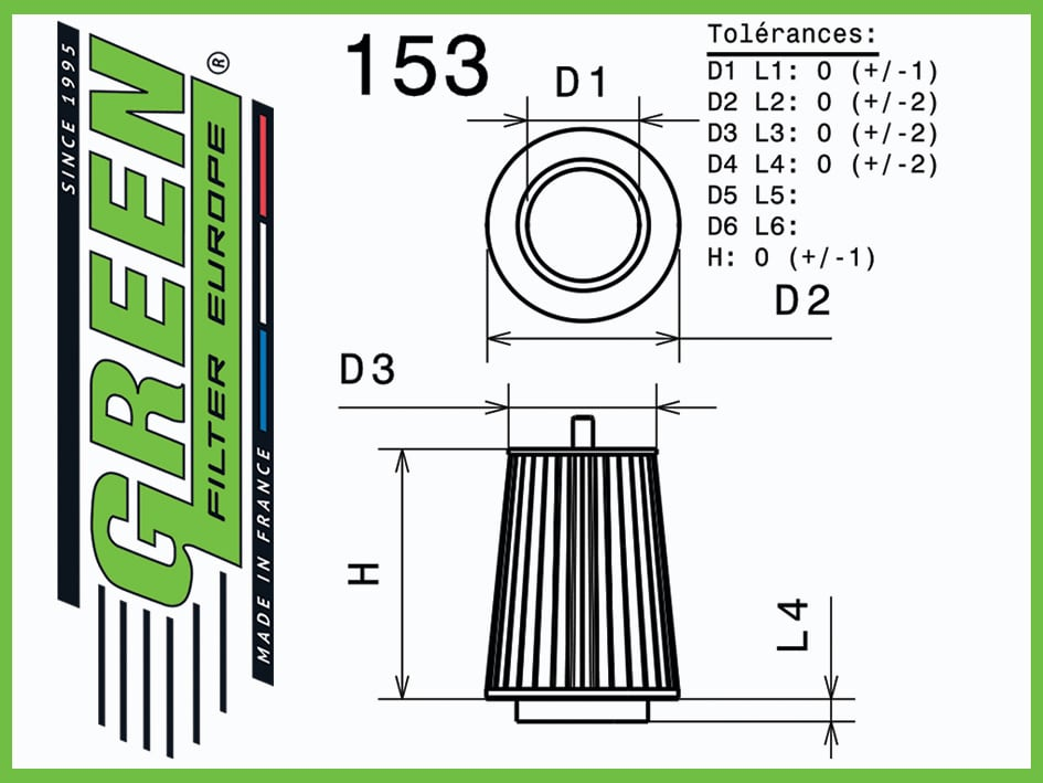 Air Filter  - AUDI A4 (8K-B8)