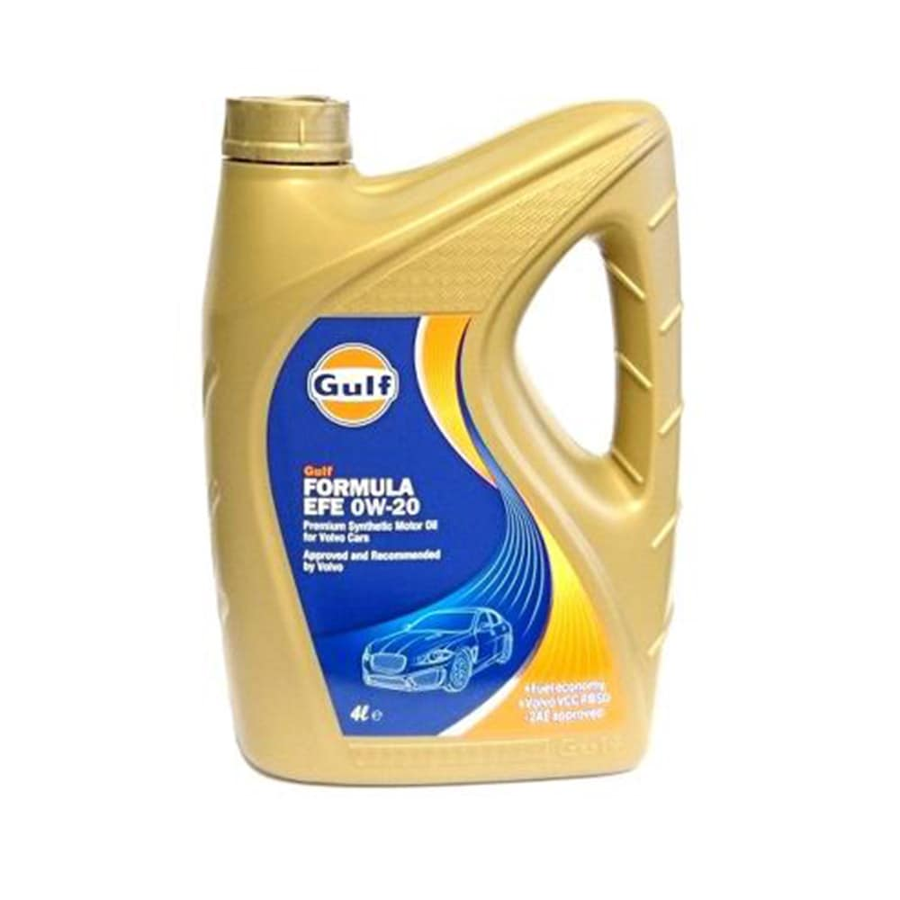 FORMULA EFE 0W-20 4-liter