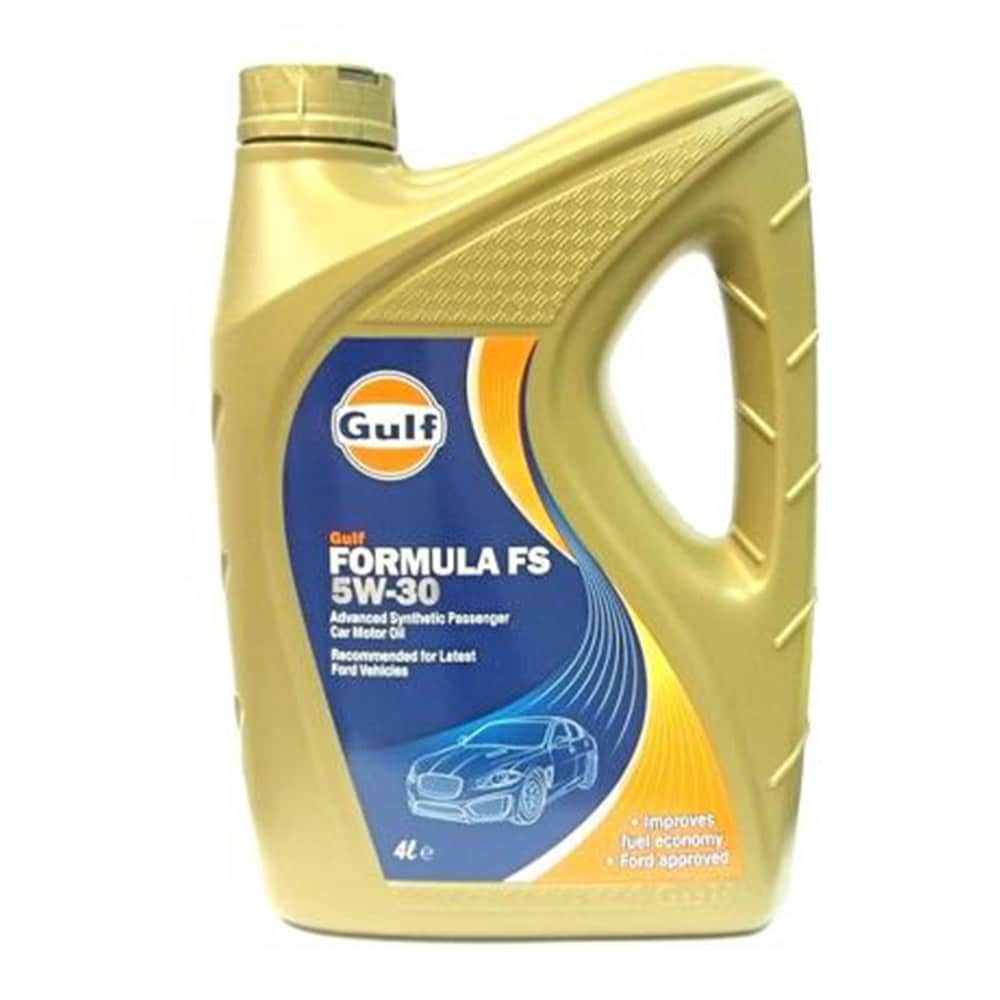 Formula FS 5W-30, 4-liter