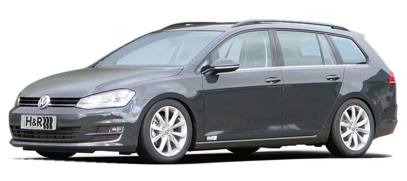 H&R Sänkningssats VW Golf 7 Sportkombi