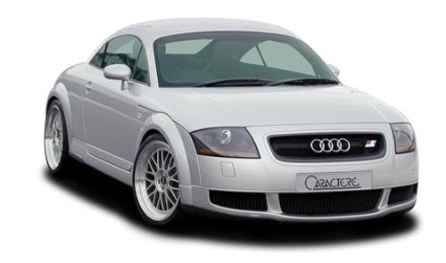 H&R Adjustable chassi Audi TT 8N Quattro Clubsport