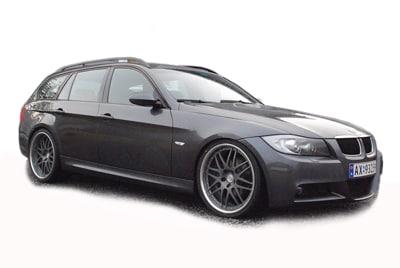 H&R Ställbart chassi BMW 3 serie E91