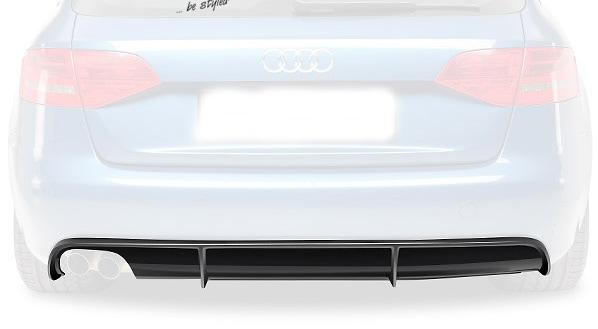 Spoiler rear lower Audi A4 B8