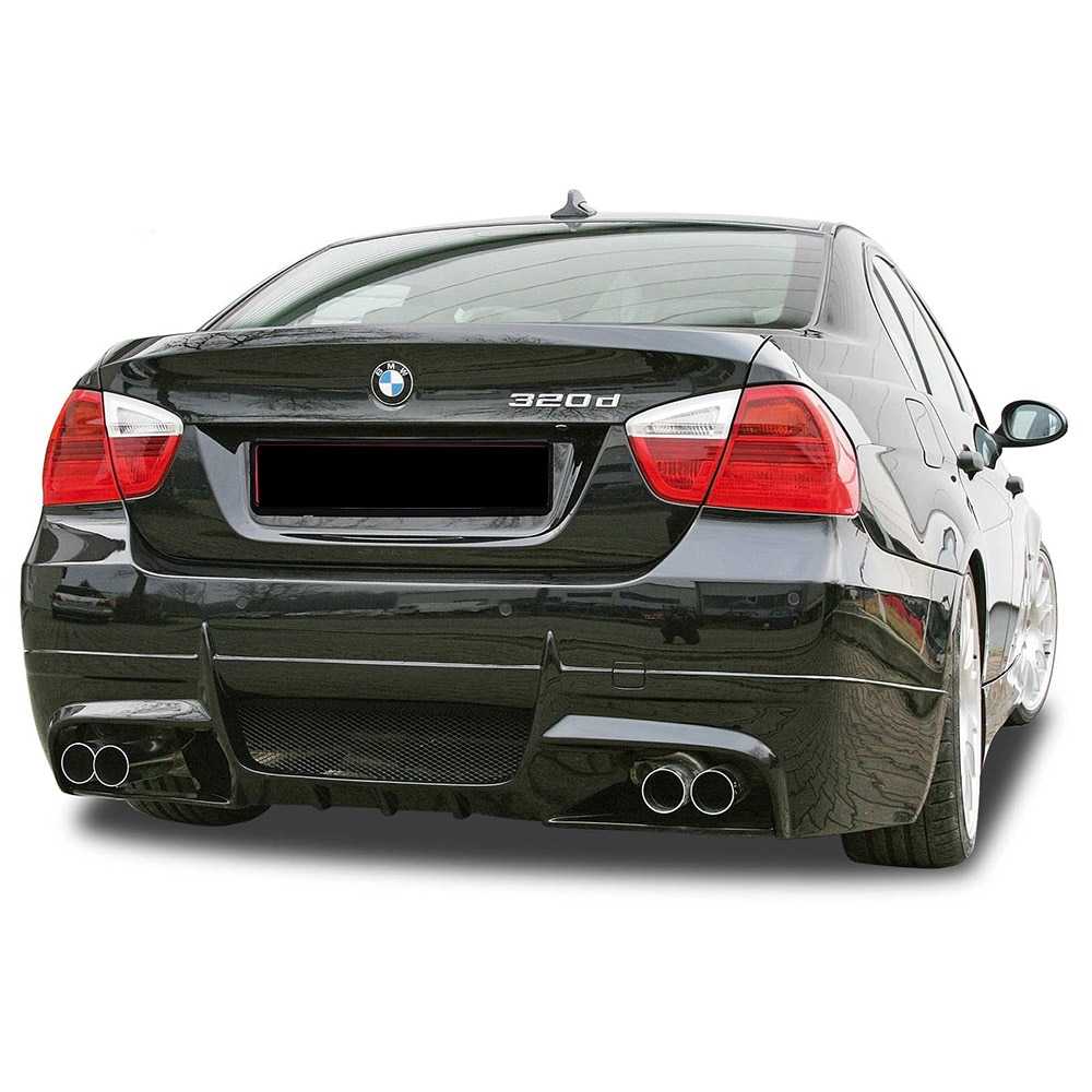 Nedre bakspoiler BMW E90/E91