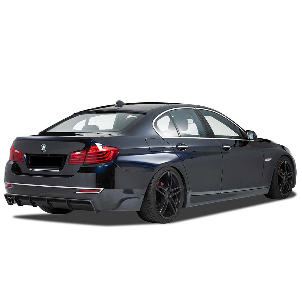 Spoiler nedre del bak BMW F10/F11