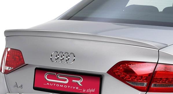 Spoilerläpp baklucka Audi A4 B