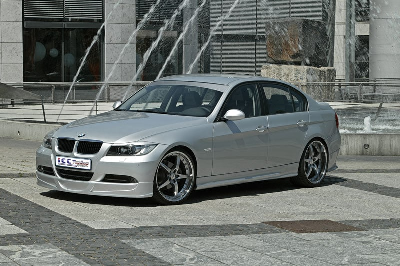 Sideskirts BMW E90 Limo