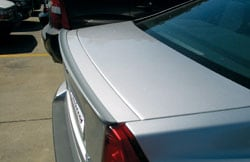 Vinge spoilerläpp baklucka Volvo S60