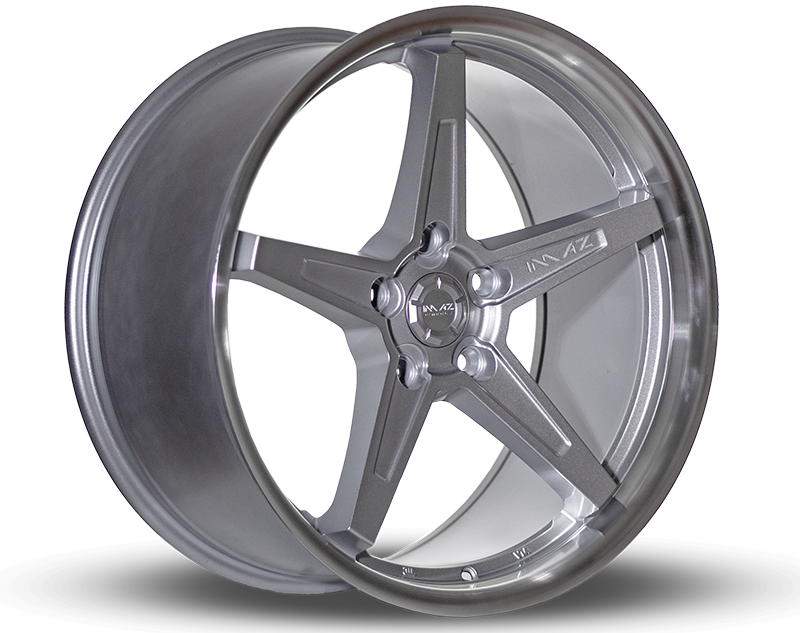 Imaz Wheels FF660 Silver