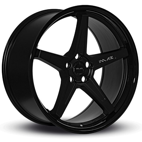 Imaz Wheels FF660 Svart
