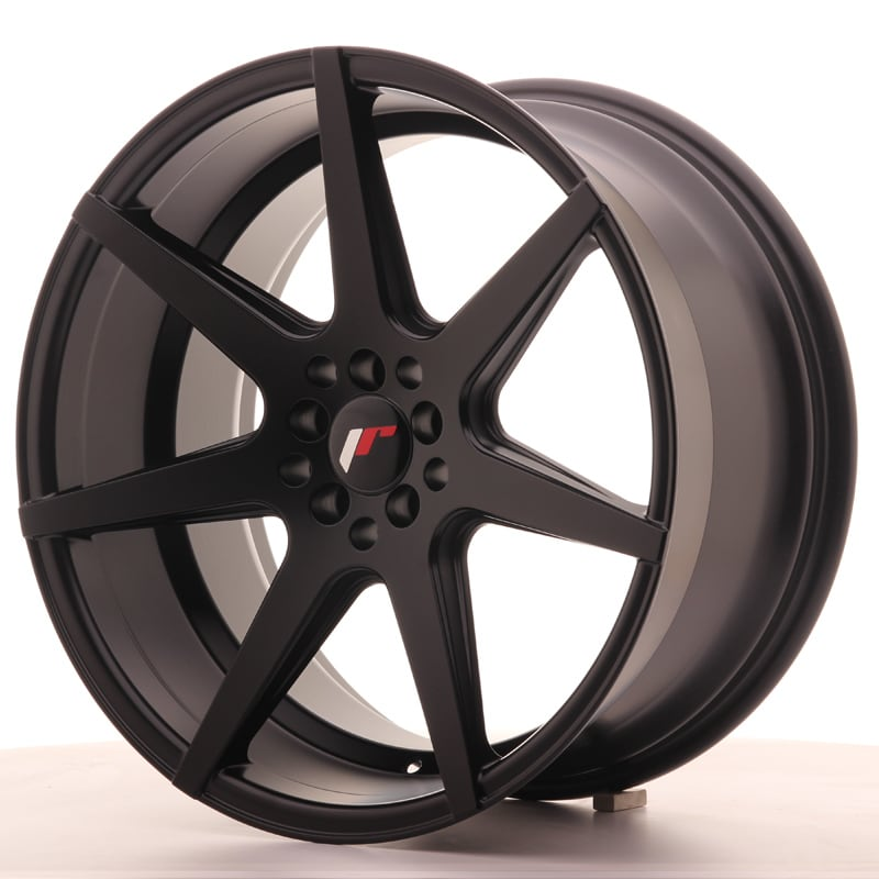 Complete wheel set of  JR20 Black