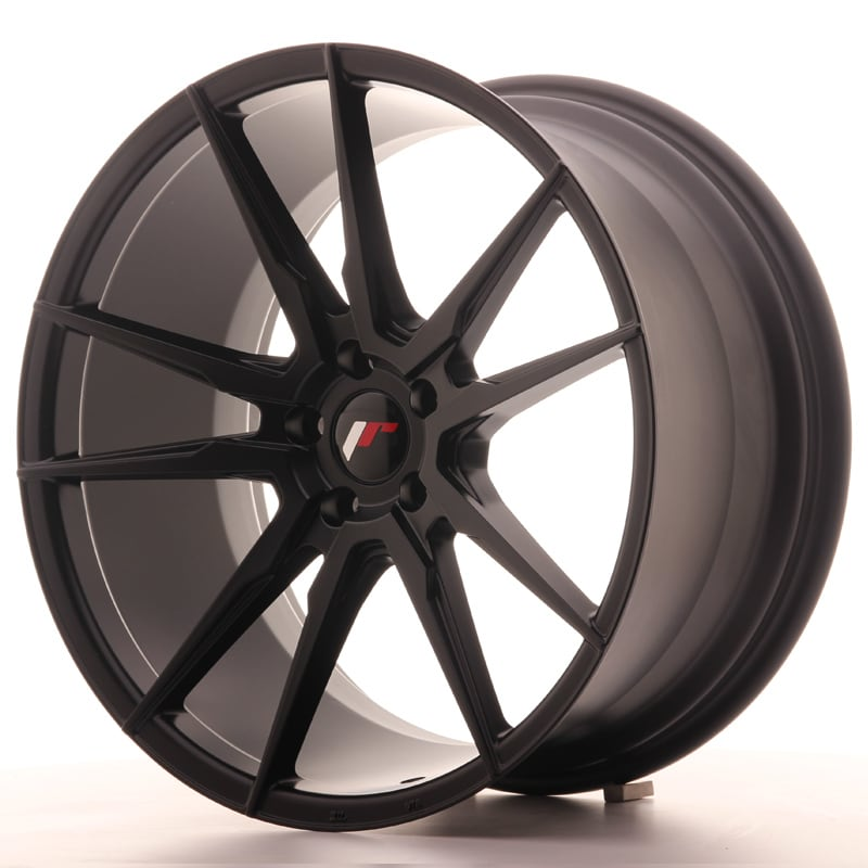 Complete wheel set of  JR21 Black