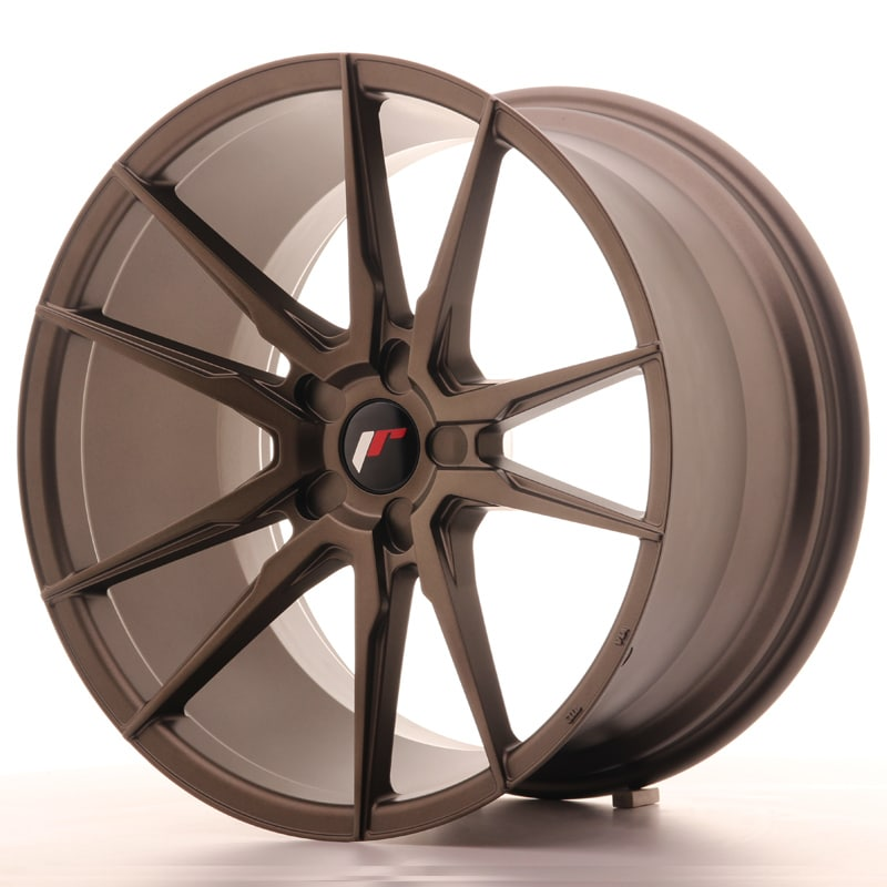 Complete wheel set of  JR21 Bronze